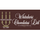 Whitackers Chocolates testimonial and logo