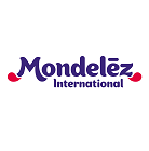 Mondelez logo and testimonial